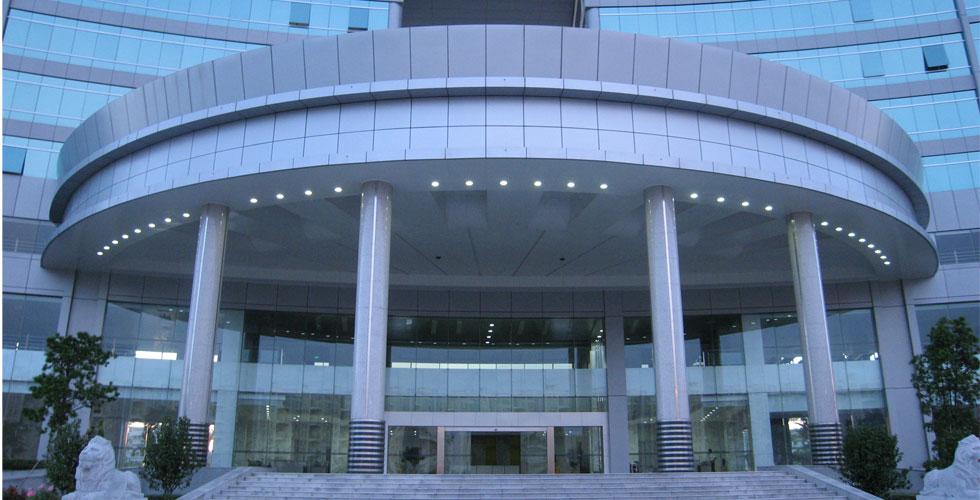 中山市张家边企业集团有限公司自动门工程