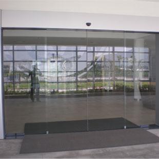楼栋大门(教学楼、办公楼、饭堂)