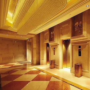 酒店楼层设计图