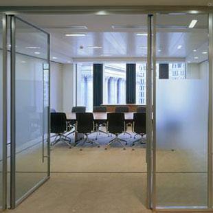 会议室门、多媒体室门
