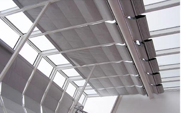 折叠式天幕帘